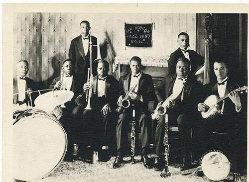 Traditional brass